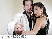 Купить «Белый танец», фото № 1550685, снято 31 марта 2008 г. (c) Константин Сутягин / Фотобанк Лори
