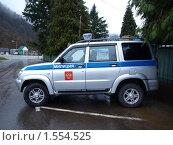 Патрульный автомобиль милиции. Стоковое фото, фотограф Денис Шашкин / Фотобанк Лори