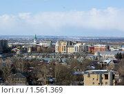 Рязань (2010 год). Стоковое фото, фотограф Владимир Макеев / Фотобанк Лори