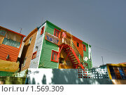 Купить «В районе La Boca», фото № 1569309, снято 14 марта 2010 г. (c) А. Клипак / Фотобанк Лори
