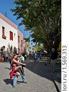 Купить «Танго в городе», фото № 1569313, снято 14 марта 2010 г. (c) А. Клипак / Фотобанк Лори