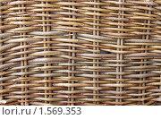 Купить «Плетение из ивовой лозы», фото № 1569353, снято 19 марта 2010 г. (c) Александр Романов / Фотобанк Лори