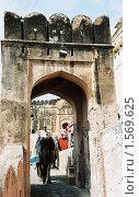 Купить «В крепости Амбер», эксклюзивное фото № 1569625, снято 10 апреля 2020 г. (c) Free Wind / Фотобанк Лори