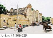 Купить «Город Джайпур», эксклюзивное фото № 1569629, снято 10 апреля 2020 г. (c) Free Wind / Фотобанк Лори