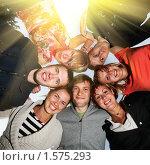 Купить «Друзья», фото № 1575293, снято 30 августа 2008 г. (c) Константин Сутягин / Фотобанк Лори