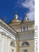 Купить «Храм  (г. Невьянск)», фото № 1577353, снято 2 августа 2009 г. (c) Александр Рябов / Фотобанк Лори
