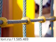 Веревочная сетка. Стоковое фото, фотограф Кирилл Пирязев / Фотобанк Лори