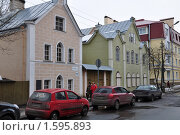 Дом адмирала анжу (2010 год). Редакционное фото, фотограф Вячеслав Иванов / Фотобанк Лори
