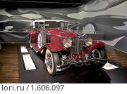 Купить «Музей автомобилей, Вольфсбург», фото № 1606097, снято 27 ноября 2009 г. (c) А. Клипак / Фотобанк Лори