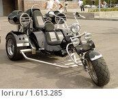 Мотоцикл (2007 год). Редакционное фото, фотограф Ольга Маркова / Фотобанк Лори