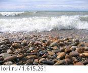 Купить «Волна», фото № 1615261, снято 13 августа 2006 г. (c) анна кузнецова / Фотобанк Лори