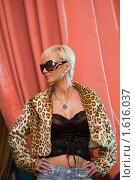 Купить «Асилия Вертинская», фото № 1616037, снято 18 октября 2009 г. (c) Михаил Ворожцов / Фотобанк Лори