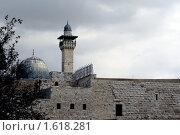 Мечеть в Иерусалиме, Израиль (2009 год). Стоковое фото, фотограф Татьяна Ежова / Фотобанк Лори