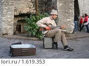Купить «Музыкант», фото № 1619353, снято 14 сентября 2009 г. (c) Дмитрий Кожевников / Фотобанк Лори
