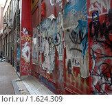 Купить «Стена. Амстердам», фото № 1624309, снято 31 мая 2009 г. (c) Анна Мартынова / Фотобанк Лори