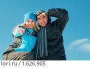 Купить «Зимняя прогулка», фото № 1626905, снято 7 марта 2010 г. (c) Лукаш Дмитрий / Фотобанк Лори