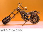 Мотоцикл. Стоковое фото, фотограф Василий Шульга / Фотобанк Лори