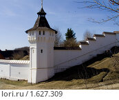 Купить «Виды Пощуповского монастыря. Рязанская область.», фото № 1627309, снято 11 апреля 2010 г. (c) УНА / Фотобанк Лори