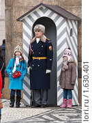Почетный караул (2010 год). Редакционное фото, фотограф Александр Жучков / Фотобанк Лори