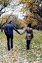 Пара на открытом воздухе, фото № 1639325, снято 4 ноября 2007 г. (c) Ткачёва Ольга / Фотобанк Лори