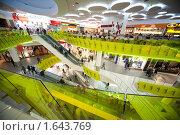 Купить «Торговый центр», фото № 1643769, снято 28 ноября 2009 г. (c) Losevsky Pavel / Фотобанк Лори