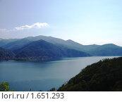 Озеро Маджоре в Каннобио, Италия. Стоковое фото, фотограф Татьяна Крамаревская / Фотобанк Лори