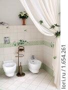 Купить «Туалетная комната», фото № 1654261, снято 30 марта 2010 г. (c) Ольга Дмитриева / Фотобанк Лори