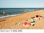 Дикий пляж в бухте Набк Бей (2008 год). Стоковое фото, фотограф ElenArt / Фотобанк Лори