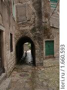 Котор черногория (2009 год). Стоковое фото, фотограф Титова Наталия / Фотобанк Лори