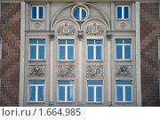 Часть фасада. Стоковое фото, фотограф Артур (Мangalor) / Фотобанк Лори