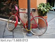 Велосипед. Стоковое фото, фотограф Баранова Анна / Фотобанк Лори