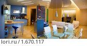 Купить «Интерьер квартиры», фото № 1670117, снято 26 мая 2006 г. (c) Олег Жуков / Фотобанк Лори