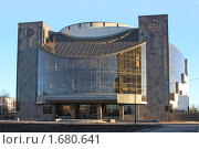 """Купить «Театр """"Буфф""""», фото № 1680641, снято 6 мая 2010 г. (c) Татьяна Иванова / Фотобанк Лори"""