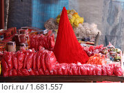 Купить «Пикантный прилавок», фото № 1681557, снято 24 марта 2010 г. (c) Екатерина Афанасьева / Фотобанк Лори