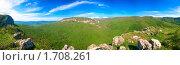 Весенние горы. Стоковое фото, фотограф Юрий Брыкайло / Фотобанк Лори