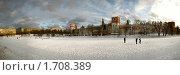 Купить «Новодевичий монастырь зима», фото № 1708389, снято 3 февраля 2008 г. (c) Юрий Анохин / Фотобанк Лори