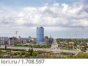 Городской пейзаж (2010 год). Редакционное фото, фотограф Андрей Ижаковский / Фотобанк Лори