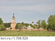 Купить «Троице-Одигитриевская Зосимова пустынь», эксклюзивное фото № 1708929, снято 14 мая 2010 г. (c) stargal / Фотобанк Лори