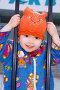 Девочка за решёткой, фото № 1712609, снято 30 апреля 2009 г. (c) Хайрятдинов Ринат / Фотобанк Лори