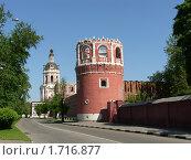 Купить «Донской монастырь», фото № 1716877, снято 20 мая 2010 г. (c) Колчева Ольга / Фотобанк Лори