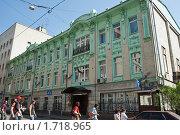 Купить «Посольство Азербайджана в Москве», фото № 1718965, снято 9 мая 2010 г. (c) Цветков Виталий / Фотобанк Лори