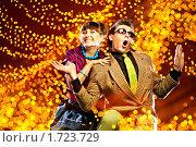 Купить «Стиляги», фото № 1723729, снято 29 июня 2009 г. (c) Роман Махмутов / Фотобанк Лори