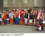 Русская народная (2009 год). Редакционное фото, фотограф Ушаков Григорий / Фотобанк Лори