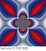 Купить «Абстрактный геометрический узор», иллюстрация № 1737925 (c) Владимир Сергеев / Фотобанк Лори