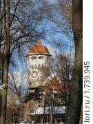 Зимний Светлогорск (2009 год). Стоковое фото, фотограф Svet / Фотобанк Лори