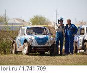 Купить «Автогонки», фото № 1741709, снято 8 мая 2010 г. (c) Andrey M / Фотобанк Лори