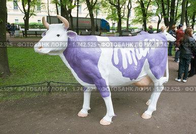 Корова Милка (Milka)