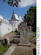 Купить «Свято-Данилов монастырь», эксклюзивное фото № 1743517, снято 23 мая 2010 г. (c) Виктор Тараканов / Фотобанк Лори