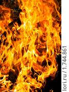 Купить «Огонь», фото № 1744861, снято 2 мая 2009 г. (c) Алексей Попов / Фотобанк Лори