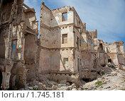 Руины. Стоковое фото, фотограф Виктор Застольский / Фотобанк Лори